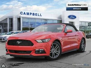 2016 Ford Mustang EcoBoost Premium NAV-LEATHER-LOADED-ONLY 1
