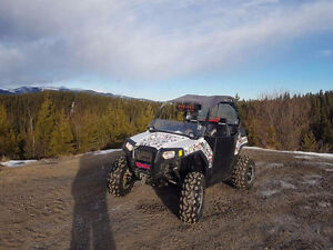 2 RZR's and  a Trailer package!