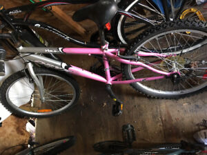 Bikes for sale as is price firm