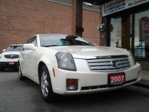 2007 Cadillac CTS NO ACCIDENT,AUTO,LEATHER,SUNROOF,ALLOYS$5888