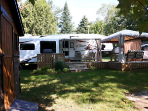 Fifth wheel Caravane a sellette 36' Fifthwheel fifth-wheel