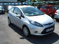 2011 61 Ford Fiesta 1.25 ( 82ps ) Edge 3d **FSH / NEW MOT**