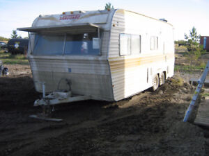 Have a travel trailer for sale trade need it gone
