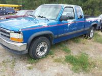1992 Dodge Dakota Pickup Truck