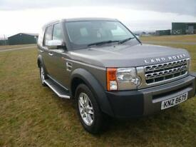 Land Rover Discovery 3 2.7TD V6 2008MY Pursuit