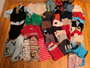 12-24 months boy's clothes  lot 3