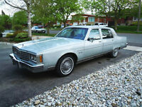 1980 OLDSMOBILE NINETY-EIGHT REGENCY BROUGHAM