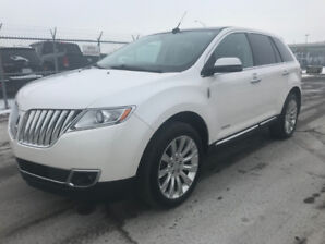 LINCOLN MKX LIMITED 2013