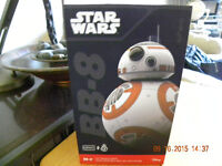 STAR WARS BB-8   ONLY ONE LEFT-SAVE, SAVE, SAVE