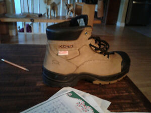 Dakota mens workboots
