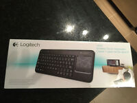 Brand New Wireless Touch Keyboard