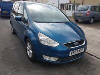 Ford Galaxy 1.8TDCi ( 125ps ) 6sp 2007 Zetec 7 Seater