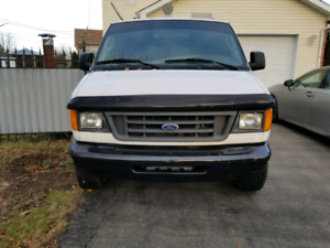 Sell or exchange for something Ford E250
