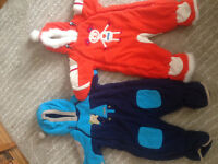 Winter suits /Habits d'hiver, Gagou Tagou, 9-14 month