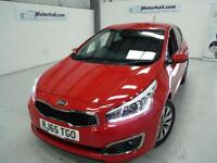 Kia Ceed CRDI 3 ISG AUTO + FULLY LOADED + SERV HIST + 2 KEYS