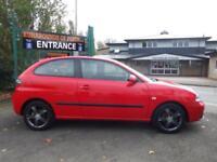 Seat Ibiza 1.4 16V 100 Sport 3 Door Hatch Back