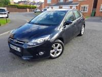 Ford Focus 1.0 SCTi ( 100ps ) EcoBoost 2013MY Zetec