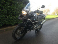 2013 13 BMW R 1200GS ADVENTURE WITH HIGH CAPACITY LUGGAGE ONLY 15000 MILES !!!