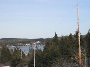 Water View Lot for Sale West Petpeswick, Musquodoboit Harbour NS
