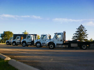 Flat Bed / Rolloff Delivery Services