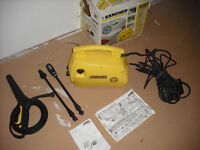 KARCHER 1500 PSI Electric Power Washer ( Like NEW )
