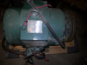 15 hp motor - Closed motor - Try your trade.....