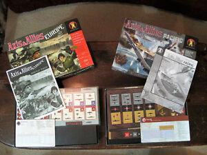 Axis & Allies: Europe and Pacific Dual Set
