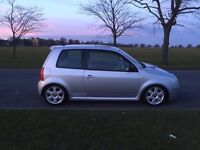 Vw lupo. Gti heated leather air con sunroof rare car