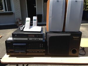 CD PLAYERS AND SPEAKERS , PHONE