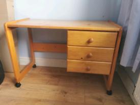 Childs Pine Desk - £10