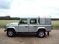 Land Rover Defender twin cab pick up