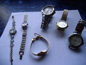 Assortment of Mens and Ladies Watches