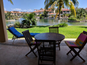 Condo for rent in Puerto Aventuras near Playa del Carmen Mexico