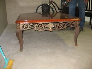 Wooden Coffee Table London Ontario image 2
