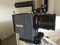 Red Scarlet X/ Not Red epic/ Red Raven