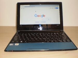 Chromebook (Notebook) Mini Acer Aspire one 10 pouces.