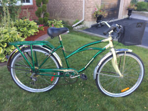 Ladies Cruiser with basket.