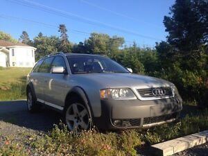 Audi Allroad 2004 - Looking for quick sale