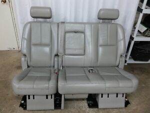 best suvs with 2nd row bucket seats autos post. Black Bedroom Furniture Sets. Home Design Ideas