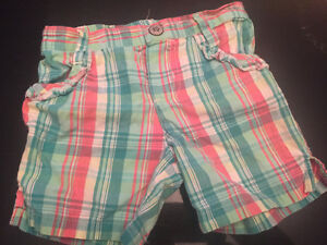 Baby shorts 12-18 months