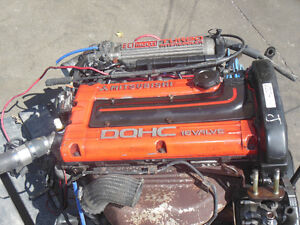 JDM Mitsubishi Eclipse Talon 4G63-T Engine 6 bolt