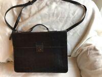 Mulberry brief case bag