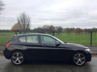 2012 61 BMW 1 SERIES 1.6 116I SPORT 5D 135 BHP