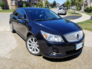 "2011 Buick Lacrosse CXS Fully Loaded 280 Hp 19"" Rims"
