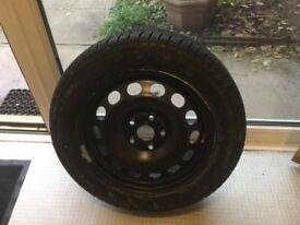 Car wheel for sale