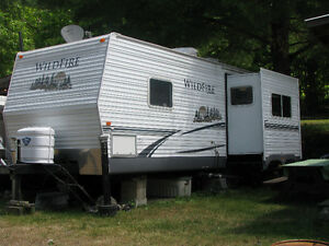 2009 Wildfire Forester Trailer for Sale