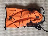 Alpkit 20 Litre Orange Drybag Rucksack