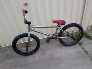 Bmx kink / radio / mission / fit co / proper bike co