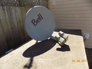Bell Dish with Accessories