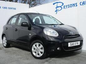 2011 11 Nissan Micra 1.2 12v ( 79bhp ) Acenta for sale in AYRSHIRE